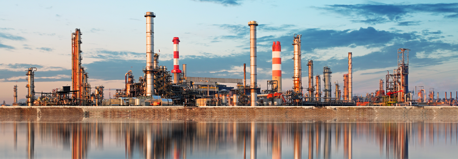 Chemical Oil Refinery