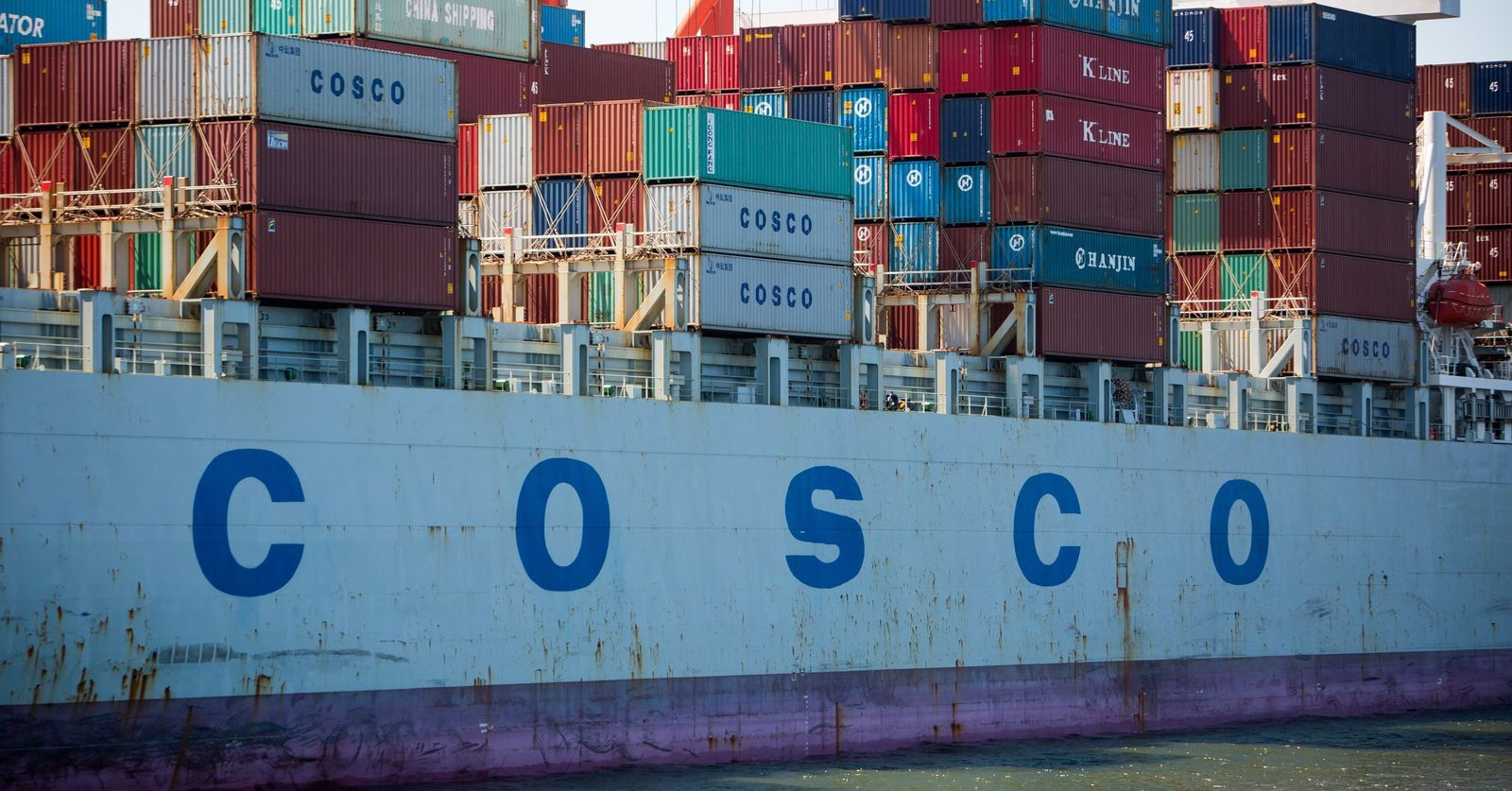 China Cosco Shipping's takeover of OOCL to complete by end