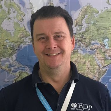 Mark Smith - UK Airfreight Manager
