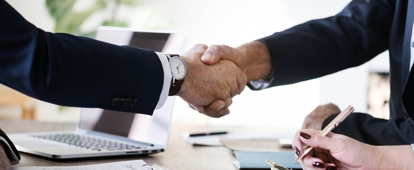 Business agreement - contract