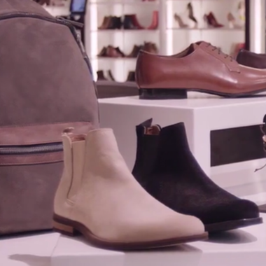 Aldo shoes and accessories in store